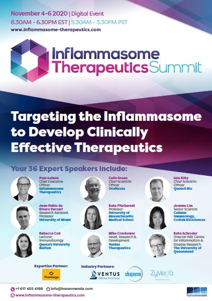 Inflammasome - Full Event Guide
