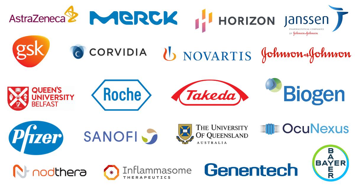 Inflammasome companies attending