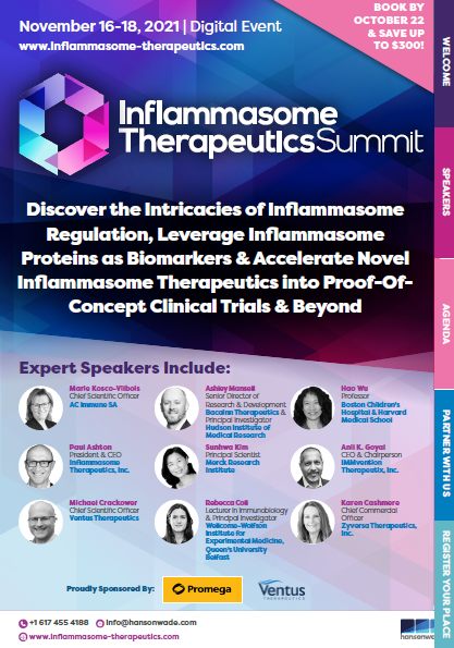 Inflammasome Summit - Full Event Guide